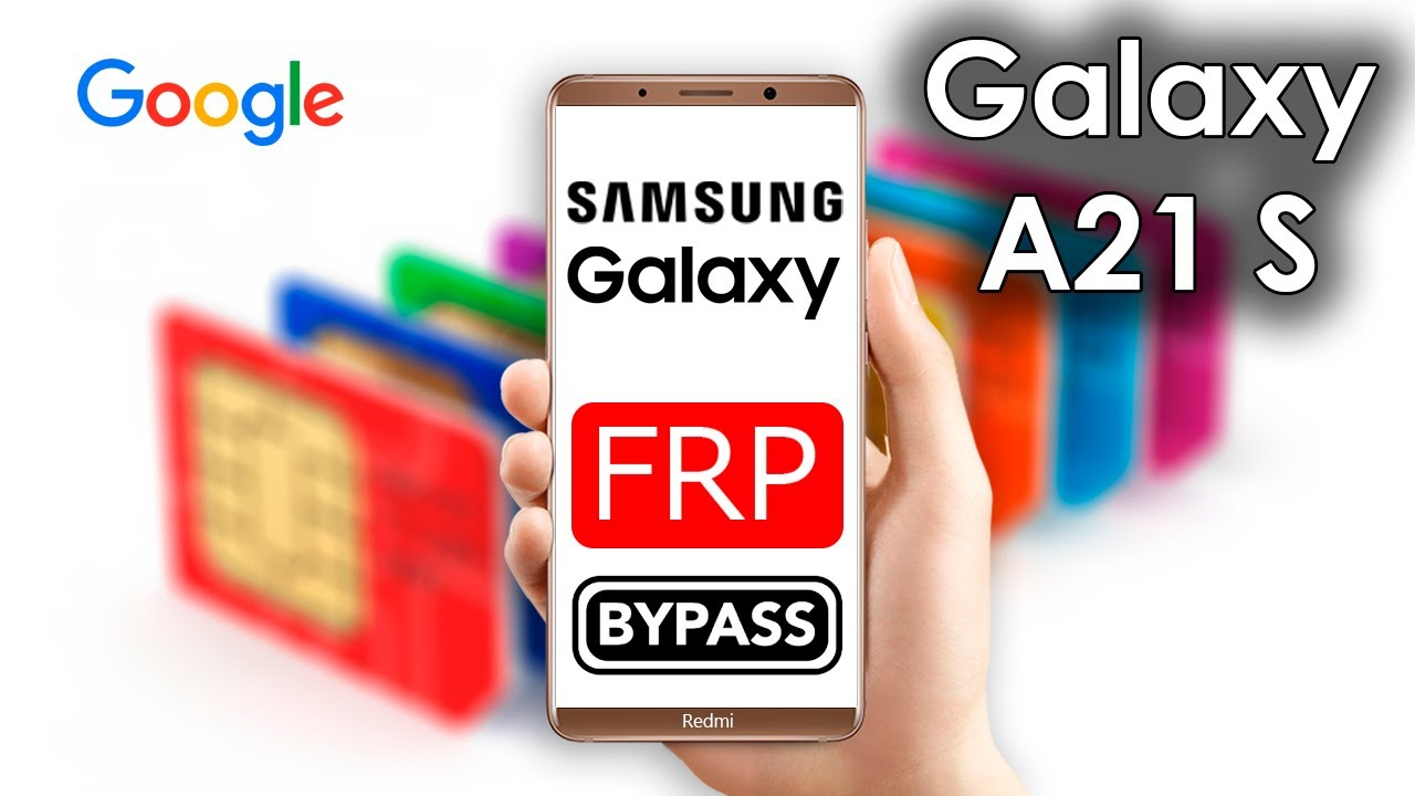 Samsung Galaxy A21 S FRP Bypass . Как сбросить Google аккаунт Samsung Galaxy A21 S без танцев с SIM