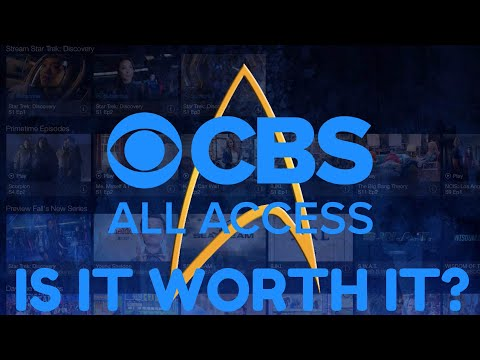 Is CBS All Access Worth It? 🤔