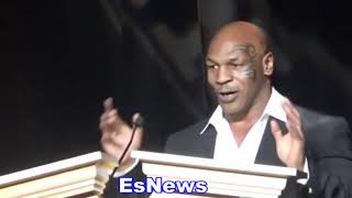 Happy Bady Muhammad Ali!  Mike Tyson Reveals The Phone Call He Had With The greatest