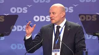 Filip Dvořák: Projev v rámci politické diskuse