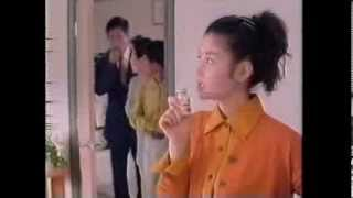 【CM】 石田ひかり / 三共 「ルル」 ・ セブンイレブン (貴島サリオ) V...