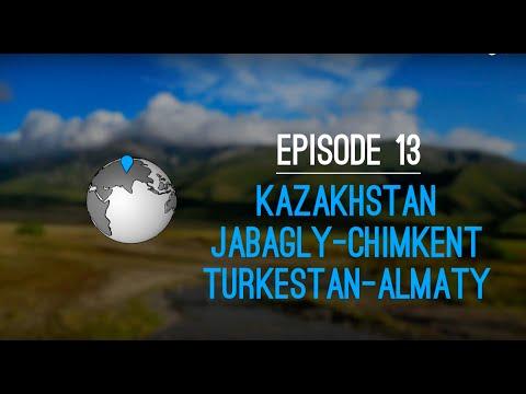 Episode 13 - Kazakhstan - Chimkent & Turkestan / 365 jours fériés