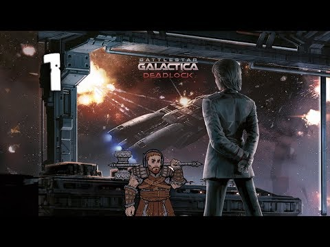 BATTLESTAR GALACTICA DEADLOCK - Seven Day Series | Day 1