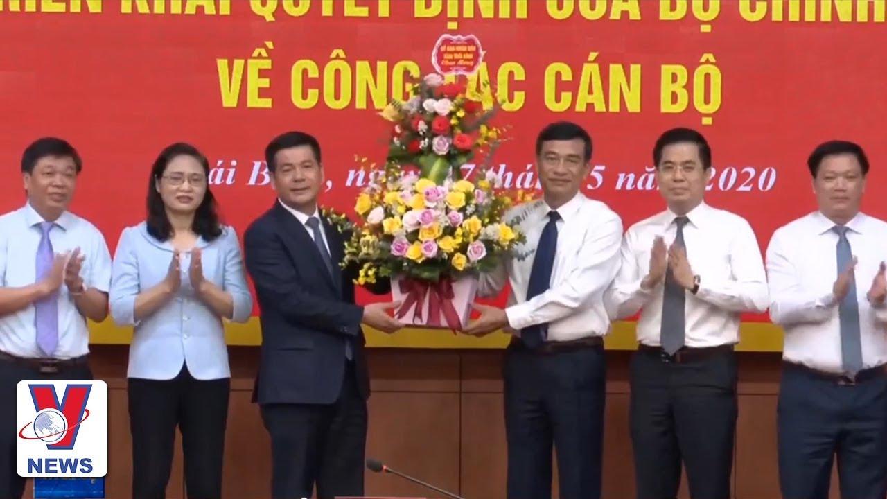 Bí thư Tỉnh ủy Thái Bình giữ chức phó trưởng Ban Tuyên giáo trung ương | VNEWS
