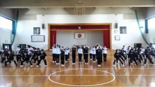 麻生ボディーパーカッションin横手小学校