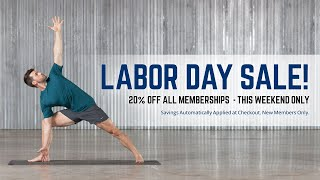Labor Day Sale | Save 20% Off …