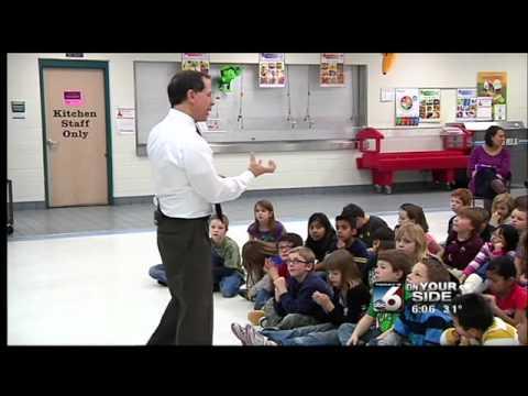 My Visit To Horizon Elementary
