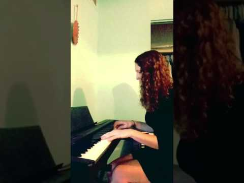 Sympathique by Pink Martini Piano & Voice Cover