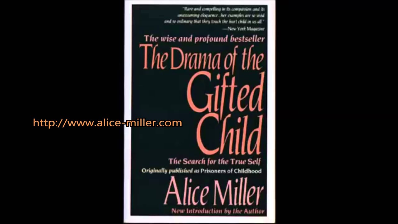 The drama of the gifted child pdf