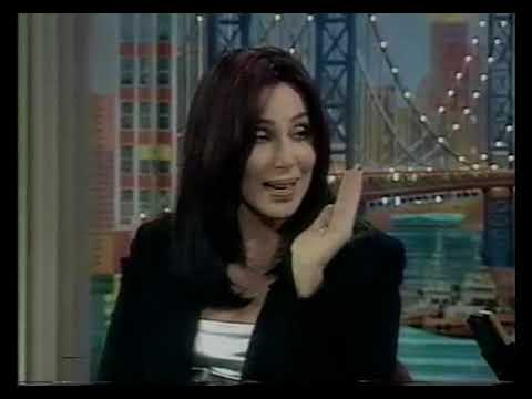Cher - The Rosie O'Donnell Show (17/11/1998)