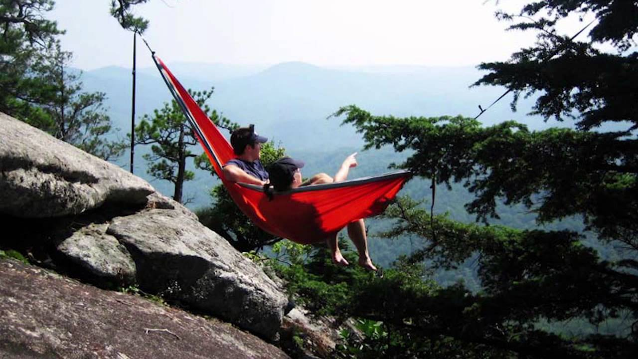 hammock eno single dfohome red charcoal xx nest