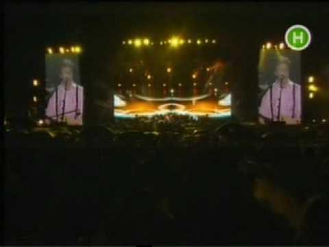 Paul McCartney — Calico Skies  (Live in Kiev 2008)