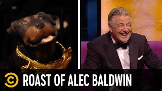 Triumph the Insult Comic Dog Goes After Alec Baldwin - Roast of Alec Baldwin - Extended Cut