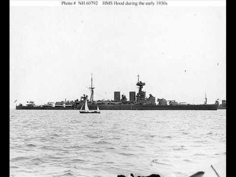 HMS Hood: The Ghost of the Denmark Strait
