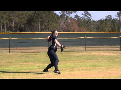 Elizabeth Zorich College Softball Recruiting Video HD