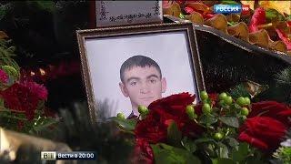 Россия простилась с героем: в Оренбургской области похоронили Александра Прохоренко