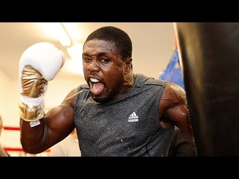 Andre Berto: Open Workout | Friday, August 28