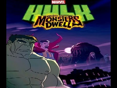 Download Review - Hulk: Where Monsters Dwell   COMIC BOOK UNIVERSITY