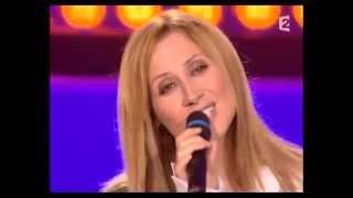 """Lara Fabian """"La plus belle pour aller danser"""" Show Sylvie Vartan"""