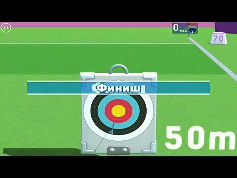 В Sonic At The Olympic Games - Tokyo 2020. Соник на Олимпийских игр в Токио – 2020