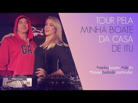 TOUR PELA MINHA BOATE DA CASA DE ITU  ANA HICKMANN
