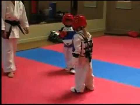 Little NinjaTraining