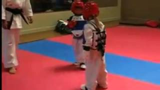 Little NinjaTraining