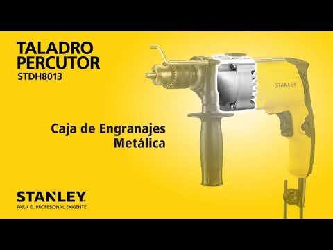 Taladro percutor Stanley 13mm 800 watts STDH8013 | www.Aservitools.cl