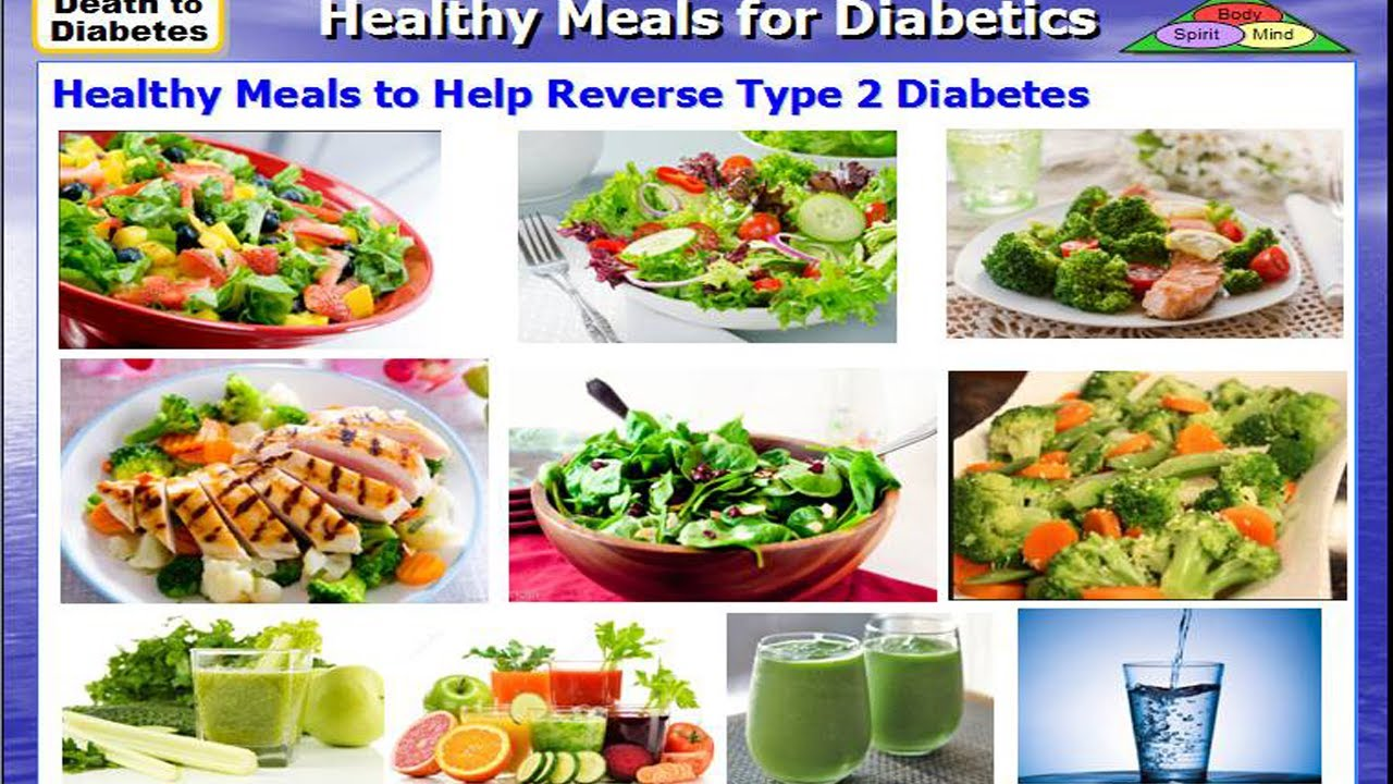 Weight Loss For Diabetics Type 2 Meal Plans To Reverse Type 2