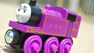 2015 Thomas Wooden Railway Ryan Toy Train Review Legend Of The Lost Treasure Fisher Price