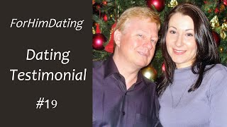 Dating coach defines success - testimonial #19
