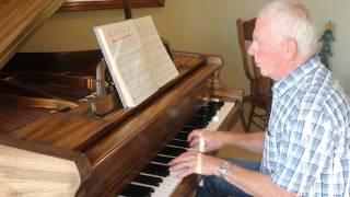 You Are My Sunshine piano solo