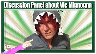 Social (Media) Justice Panel - Yellowflash, Gator, AnimeOutsiders Talk Vic Mignogna!