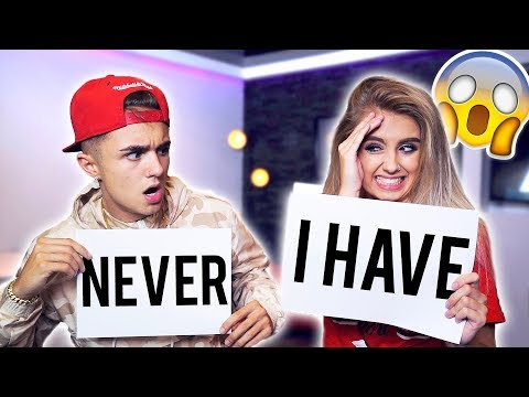 NEVER HAVE I EVER WITH MY SISTER (Shocking Reveal)