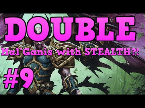 [Hearthstone Challenges] #9 – DOUBLE Mal'Ganis with STEALTH?!