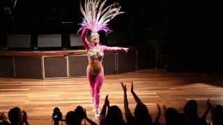 Amy Mills - Samba - Byron Latin Fiesta 2013