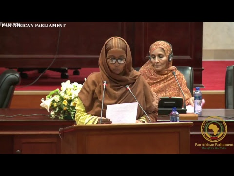 Capacity building workshop at the Pan-African Parliament by AU-CIEFFA 13-May-2017