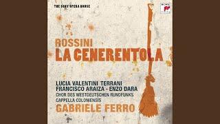 """La Cenerentola (continued) : Scene 3: """"La notte e ormai vicina"""" (Alessandro Corbelli) (Voice)"""