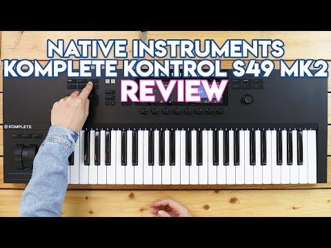 Native Instruments Komplete Kontrol S49 Mk2 - Best For Ableton DJ/Producers?