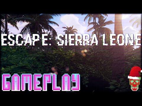 Escape: Sierra Leone - Long Walks On The Beach - [EARLY ACCESS GAMEPLAY]