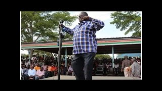 Kenyans waste little time, take to social media to ridicule Cyprian Awiti's loss