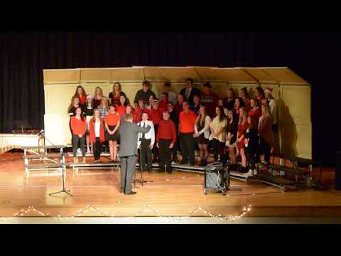 Newton Falls High School Choir - Remembering December (12/2/17)