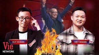 Song Hoàng khiến khán giả choáng váng với màn đối đấu rượt đuổi tỉ số nghẹt thở | SIÊU TRÍ TUỆ