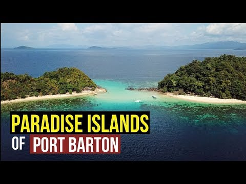 Exclusive Tour in Port Barton Philippines, Worth it! Giant Turtles!