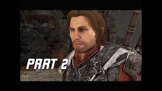Middle-Earth Shadow of War Walkthrough Part 2 - Minas Ithil (Let