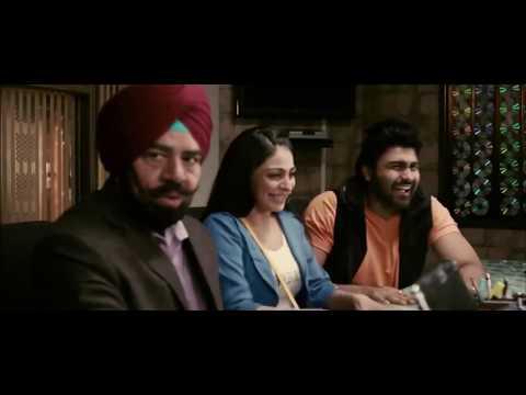 Naughty Jatts Movie comedy scene Bn sharma...