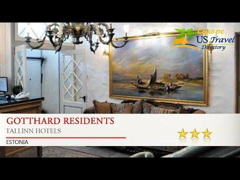 Gotthard Residents - Tallinn Hotels, Estonia