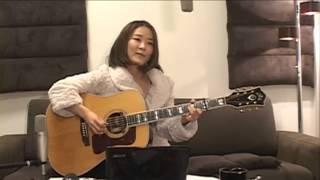2012/12/16(日) 森恵さんのUSTREAMライブより Megumi Mori is a risin...