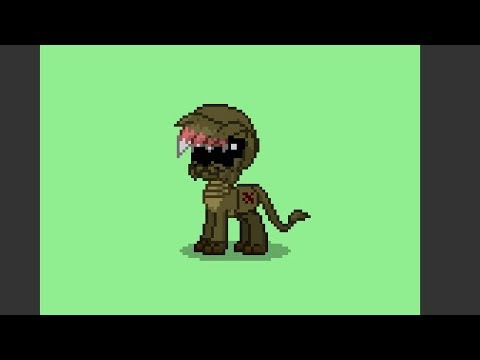 How To Make A Dinosaur On Pony Town Free To Use