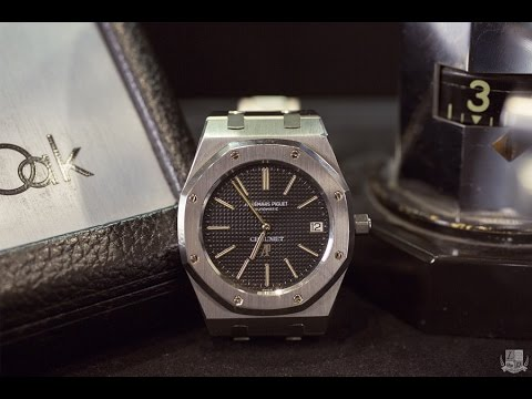 La Minute de l'Expert - Ep 7 : Audemars Piguet Royal Oak